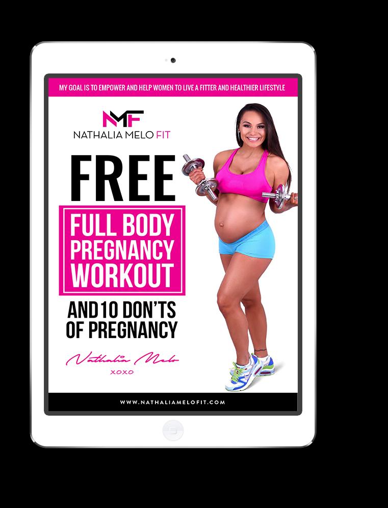 FreePlan - Nathalia Melo Fit